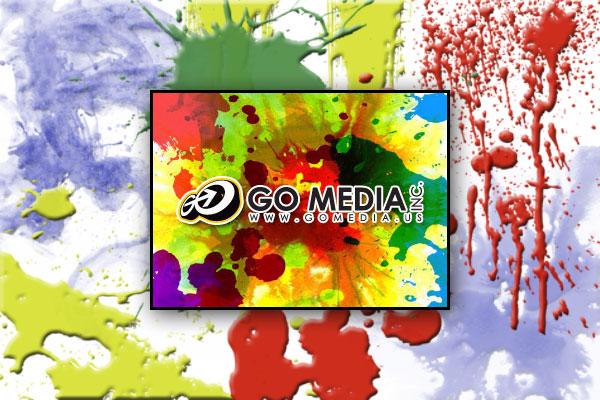 Go Media Spills & Splatters Brushes