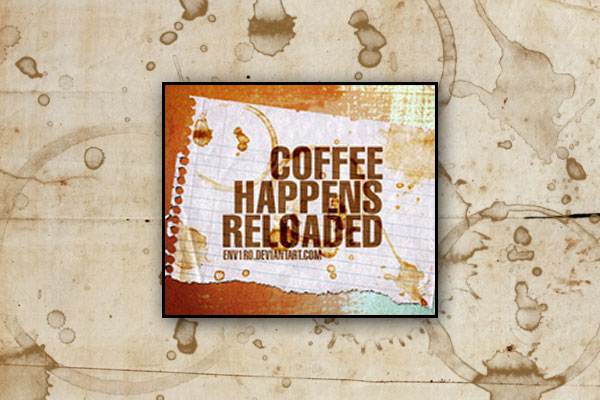 Coffee Happens Realoaded Brushes