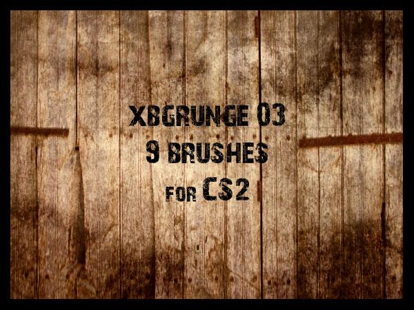 XB Grunge Brushes 3