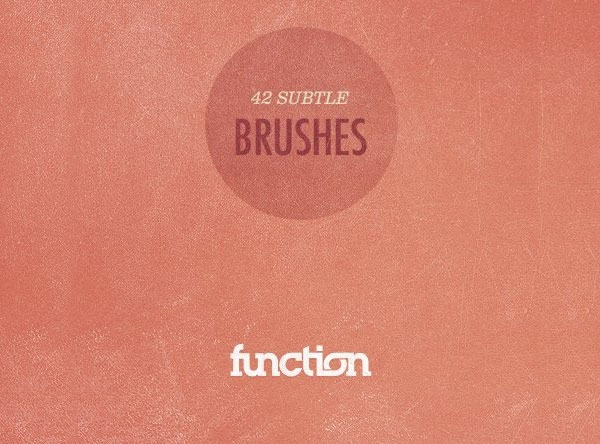 Subtle Brushes Photoshop