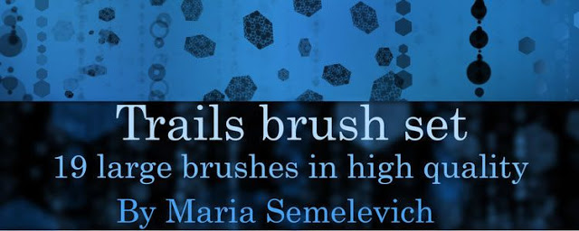 19 Trails Brush Set