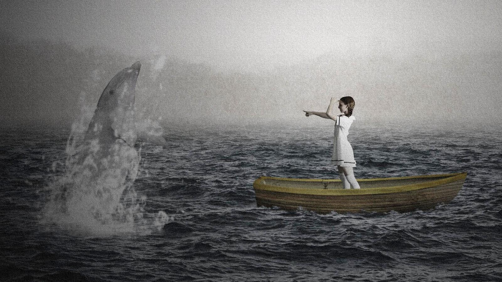 Manipulación Speed Art Tutorial Explorando el Océano