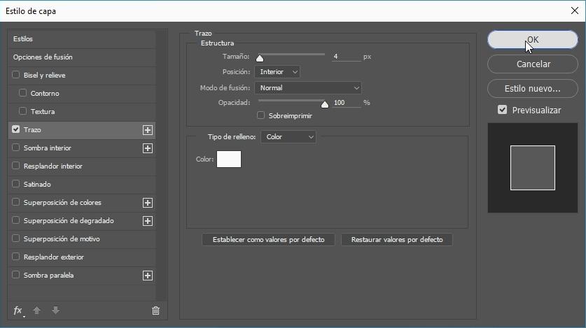 crear placeholder para video en página web trazado